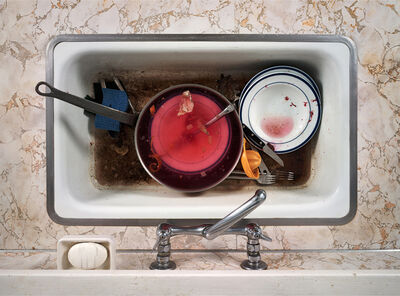Isaac Layman, 'Sink', 2008