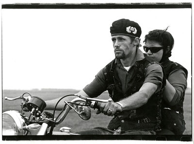 Danny Lyon, 'Cal and Eileen', 1966