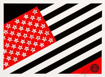 Shepard Fairey, 'Flag (Small)', 2010
