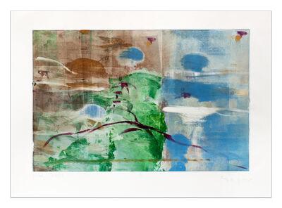 Michael Mazur, 'Study 3/8/99', 1999