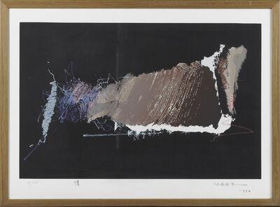 Manabu Mabe, 'Untitled', 1984