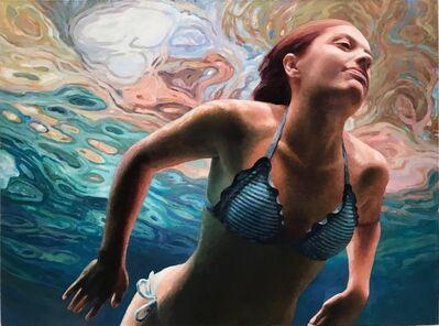 Anne Leone, 'Cenote Azul #24', 2019