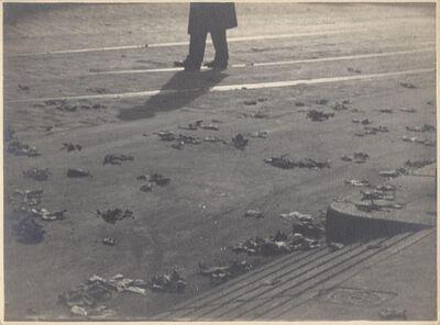 Ferenc Csík, 'On the Street', ca. 1935