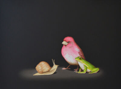 Isabelle du Toit, 'Casual Chat', 2020