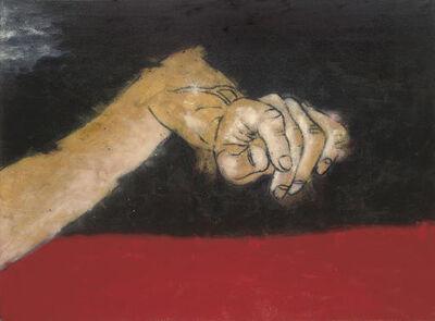 Tony Bevan, 'Intervention', 1984