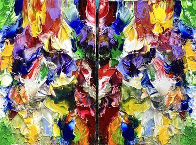James Leonard, 'One Red Tulip', 2020
