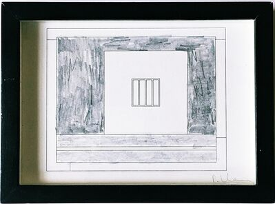 Peter Halley, 'Prison 14 ', 1995