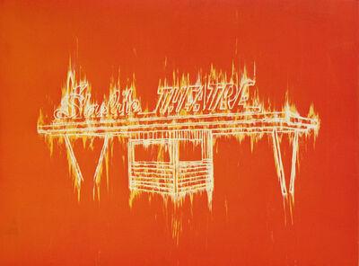 Gary Simmons, 'STARLITE THEATRE', 2012