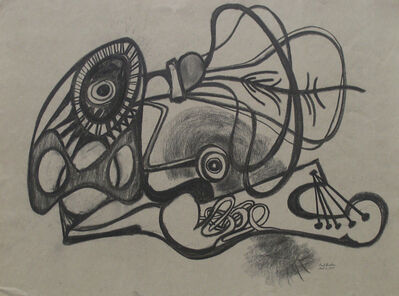 Fred Becker, 'Untitled', 1948