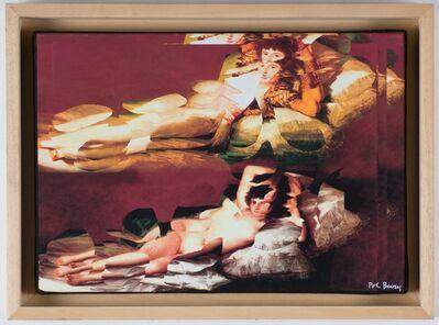 Pol Bury, 'La maja desnuda, after Goya', 2001