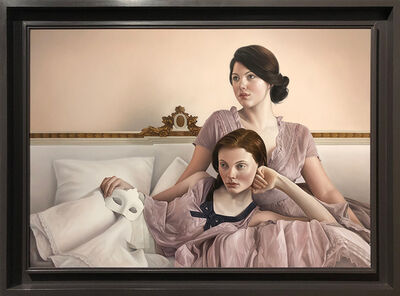 Mary Jane Ansell, 'Hope and The Reckoning', 2015