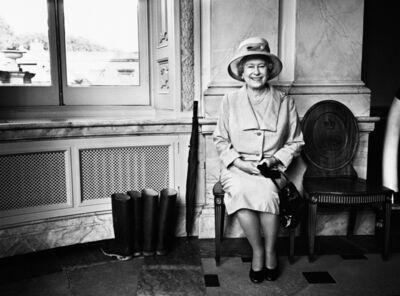Bryan Guy Adams, 'HM The Queen', 2008