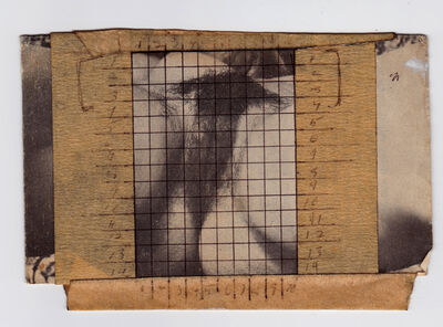 Betty Tompkins, 'Collage #11', 1976