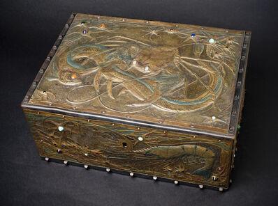 Alfred Daguet, 'Sea Bed Box', ca. 1907