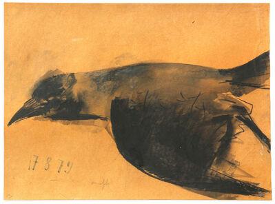 ALBERTO MANFREDI, 'Senza titolo', 1979