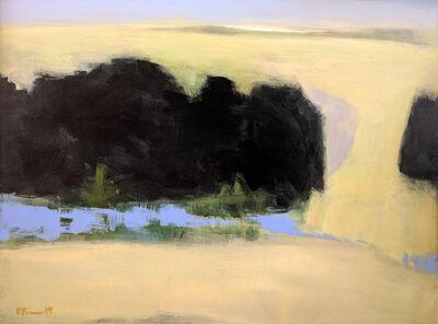 Frances Roosevelt, 'Yellow Fields'