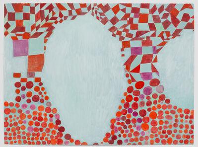 Thomas Nozkowski, 'Untitled (P-99)', 2011