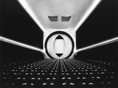 Ruth Bernhard, 'Eighth Street Movie Theater, New York City', 1946-printed circa 1990