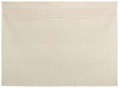 Giorgio Griffa, 'Untitled', 1974