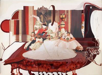 Ramin Haerizadeh, Rokni Haerizadeh & Hesam Rahmanian, 'Royal Goose', 2017