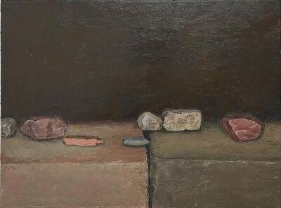 Albrecht Schäfer, 'Steine 9', 2018
