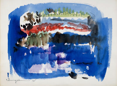 Chinyee 青意, 'Blue Marsh'
