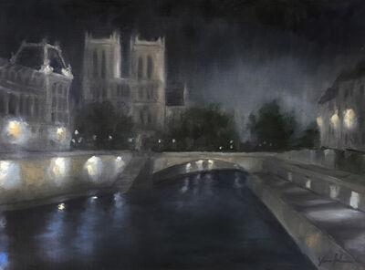 Vanessa Rothe, 'Paris Nocturne', 2018