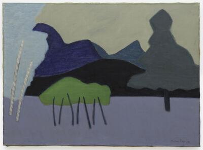 Milton Avery, 'Clear Cut Landscape', 1951