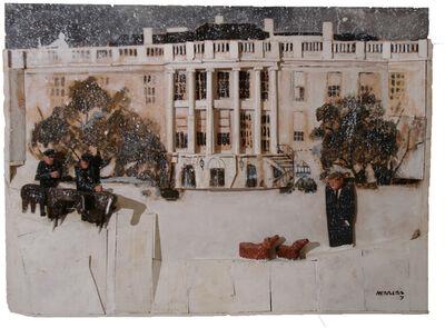 Miguel Herrera Zorrilla, 'Snowy White House '