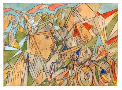 Uberto Bonetti, 'Seravezza', anni 30