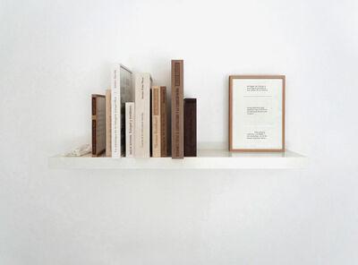 Almudena Lobera, 'Superficial reading', 2013