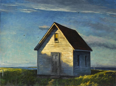 Mark Beck, 'Wooden Door', 2015