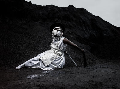 Mohau Modisakeng, 'Endabeni 1', 2015