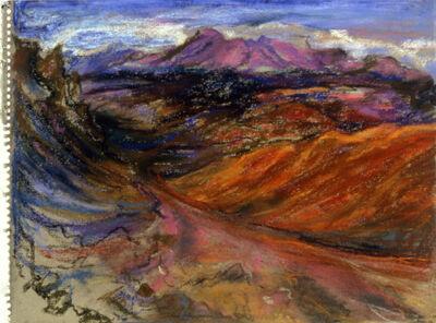 Diana Kurz, 'Haleakala, Study', 2001