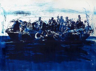 Christophe Hohler, 'Le Bateau 1', 2019