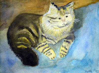 Kathy Pieper, 'Sandy Cat', 2013