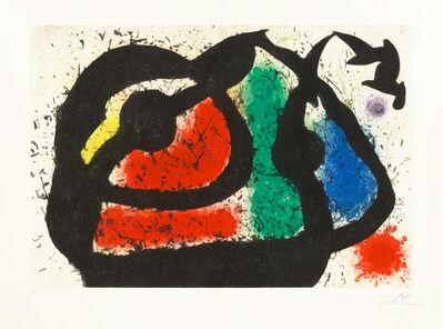 Joan Miró, 'The Cheerful Ogre', 1969