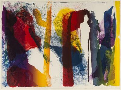 Paul Jenkins, 'Abstract', 1987