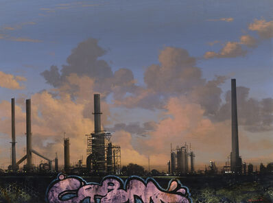 MJ Lourens, 'Coastal Plant / Kus-aanleg', 2019