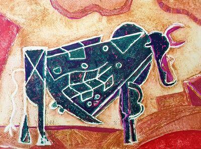 Rodolfo Nieto, 'Toro [Bull]', ca. 1975