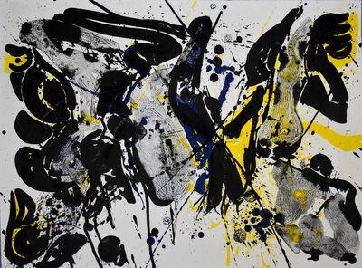 Sam Francis, 'For Miró I', 1963