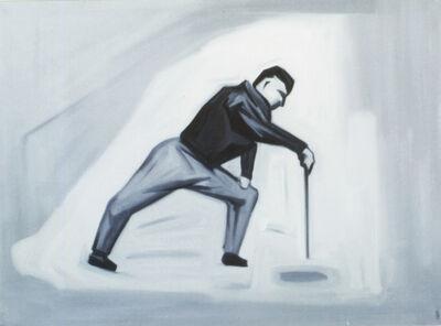 Pál Gerber, 'Searcher or expressive man', 1998