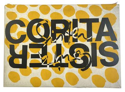 Corita Kent, 'Sister Corita', 1968