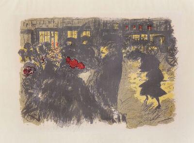 Pierre Bonnard, 'Place Le Soir', 1897