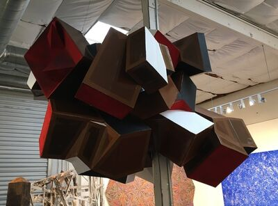 Robert Ortbal, 'Crystalline Jester', 2015