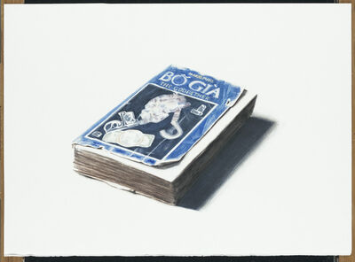 Thuy-Van Vu, 'Security Guards Book (Museum of Fine Art)', 2013