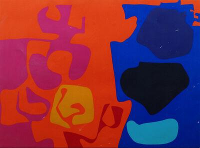 Patrick Heron, 'January 1973 : 14', 1973