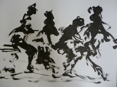 Selina Cheng, 'Group Dance', ca. 2015