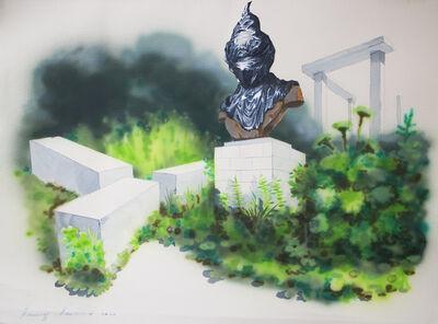Alexander Dashevskiy, 'MONUMENT TO THE ARTIST', 2020
