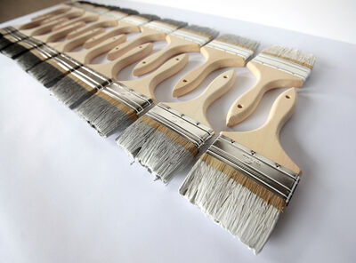 Walterio Iraheta, 'Paint Brushes', 2019